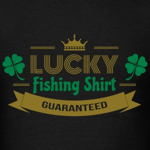 Lucky Fishing Shirt - Men's T-Shirt