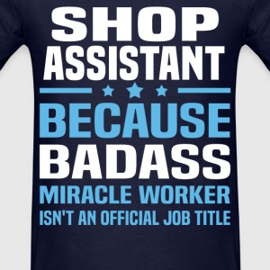 Shop Assistant Tshirt - Men's T-Shirt