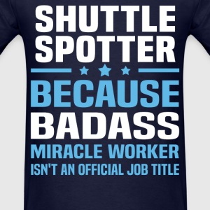 Shuttle Spotter Tshirt - Men's T-Shirt