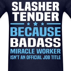 Slasher Tender Tshirt - Men's T-Shirt