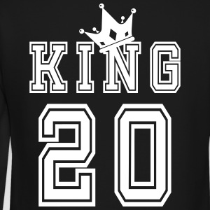 Valentine's Day Matching Couples King Jersey - Crewneck Sweatshirt