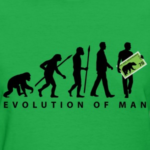 evolution_philatelist_11_201601 T-Shirts - Women's T-Shirt