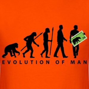 evolution_philatelist_11_201601 T-Shirts - Men's T-Shirt
