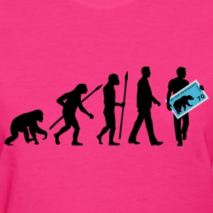 evolution_philatelist_11_201603 T-Shirts - Women's T-Shirt