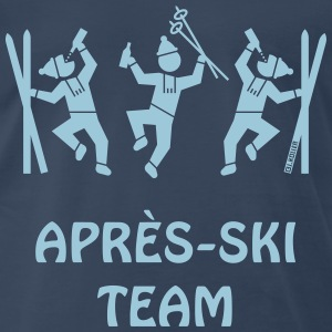 Après-Ski Team T-Shirts - Men's Premium T-Shirt