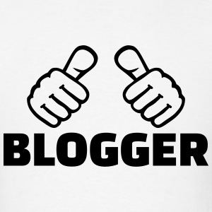 Blogger T-Shirts - Men's T-Shirt