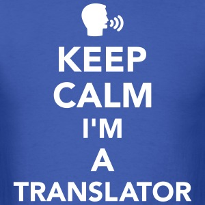 Translator T-Shirts - Men's T-Shirt