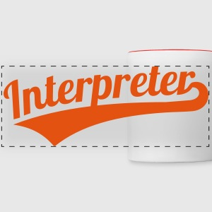 Interpreter Mugs & Drinkware - Panoramic Mug