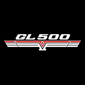 GL500 white