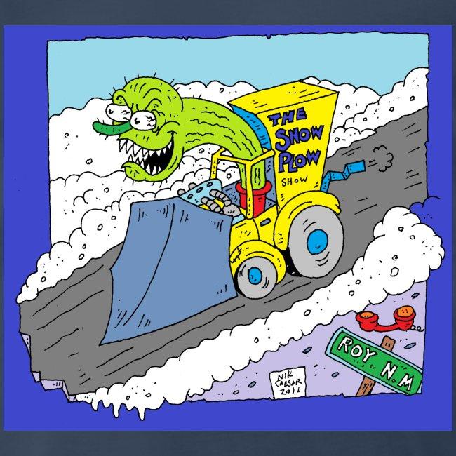 Snow Plow Cactus Driver