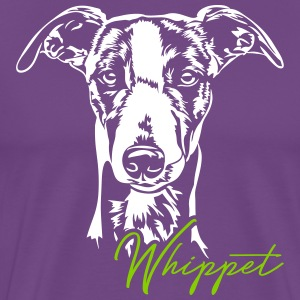 Whippet - Men's Premium T-Shirt