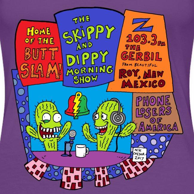 Skippy and Dippy Trans