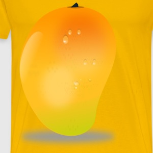 mango fruit - Men's Premium T-Shirt