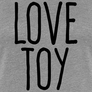 love toy T-Shirts - Women's Premium T-Shirt