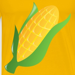 Yellow Corn - Men's Premium T-Shirt