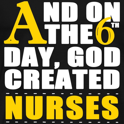 God Created Nurses