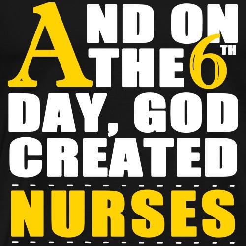 God Created Nurses