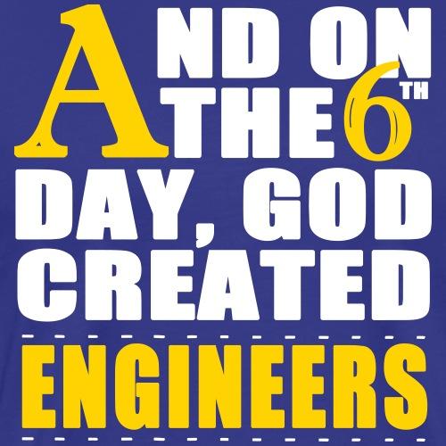God Created Engineers