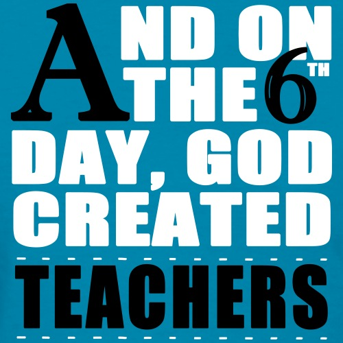God Created Teachers