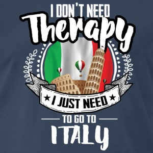 Therapy Italy T-Shirts - Men's Premium T-Shirt