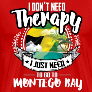 Therapy Montego Bay T-Shirts - Men's Premium T-Shirt