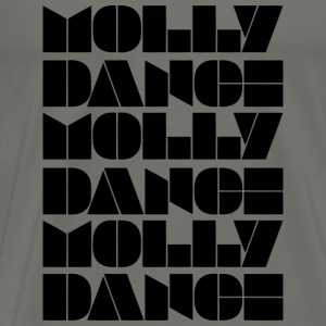 Molly Dance - Men's Premium T-Shirt