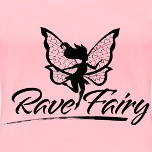 Rave Fairy - Women's Premium T-Shirt