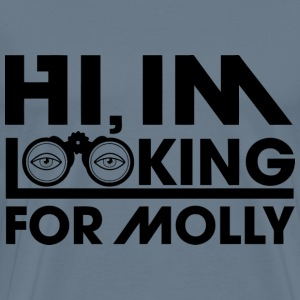 Looking for Molly - Men's Premium T-Shirt