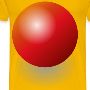 red Ball - Men's Premium T-Shirt