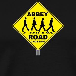 Abbey Road Crossing - Men's Premium T-Shirt