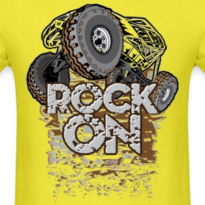 Rock Bouncer Buggy T-Shirts - Men's T-Shirt