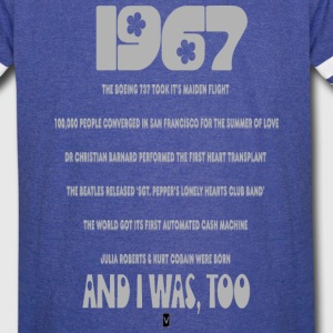 1967 50th birthday - Vintage Sport T-Shirt