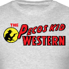 The Pecos Kid - Men's T-Shirt