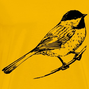 bird - Men's Premium T-Shirt