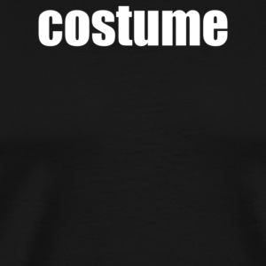 costume - Men's Premium T-Shirt