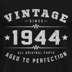 Vintage 1944 Aged To Perfection T-Shirts - Men's Premium T-Shirt