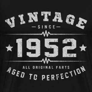 Vintage 1952 Aged To Perfection T-Shirts - Men's Premium T-Shirt