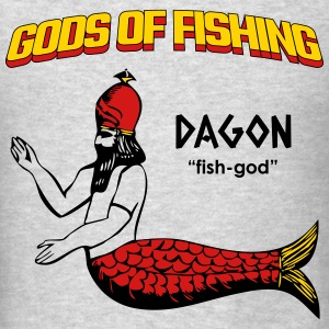 Dagon Fish God T-Shirts - Men's T-Shirt