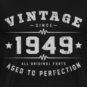 vintage_1949_aged_of_perfection T-Shirts - Men's Premium T-Shirt