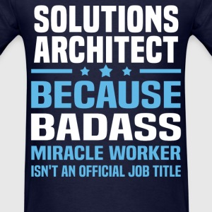 Solutions Architect Tshirt - Men's T-Shirt