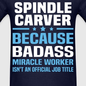Spindle Carver Tshirt - Men's T-Shirt