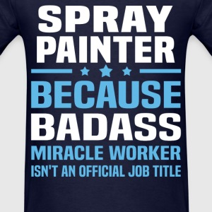 Spray Painter Tshirt - Men's T-Shirt