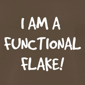 Functional_Flake - Men's Premium T-Shirt