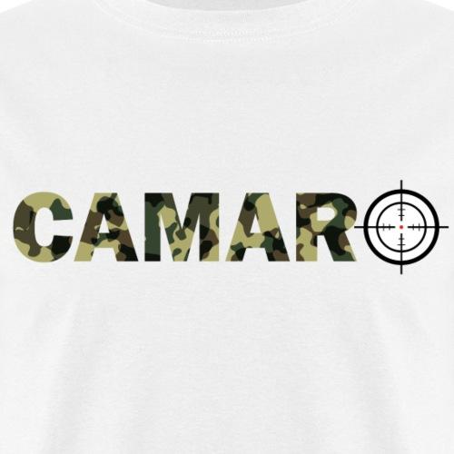 ForestCamoCamaro