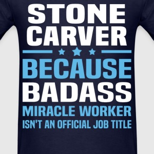 Stone Carver Tshirt - Men's T-Shirt