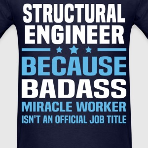 Structural Engineer Tshirt - Men's T-Shirt