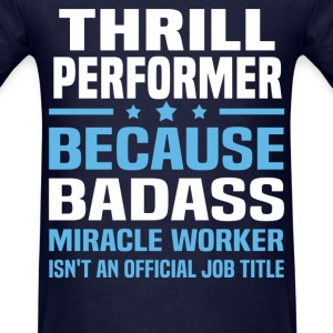Thrill Performer Tshirt - Men's T-Shirt
