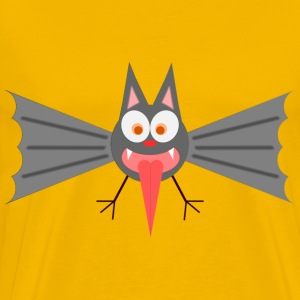 Funny Bat - Men's Premium T-Shirt