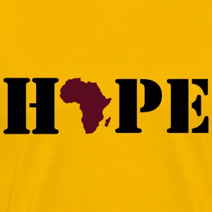 African Hope - Men's Premium T-Shirt