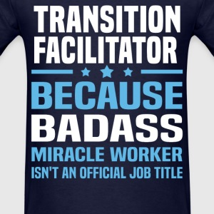 Transition Facilitator Tshirt - Men's T-Shirt